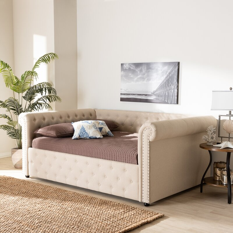 Canora Grey Hartsdale Full Daybed