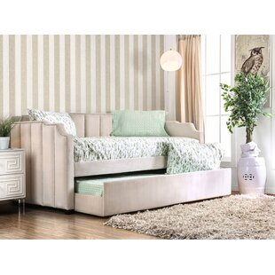Minner Twin Daybed with Trundle