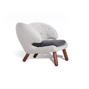 Burnette Lounge Chair by Brayd..