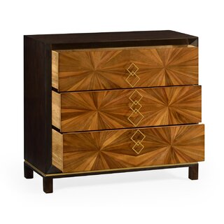 3 Drawer Accent Chest by Jonathan Charles Fine Furniture SKU:DC653400 Shop