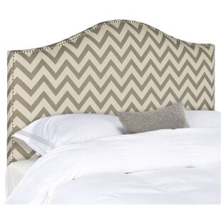 Olevia Upholstered Panel Headboard by Ivy Bronx