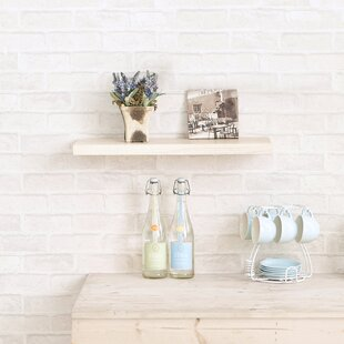 Antigua Floating Shelf