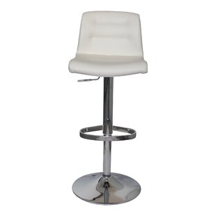 Bohon Adjustable Height Bar Stool Orren Ellis