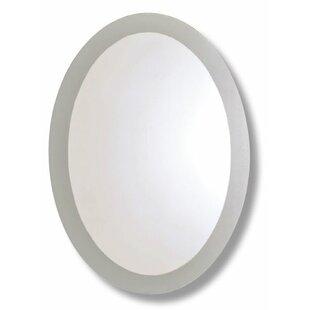 Orren Ellis Prosser Frosted Border Bathroom/..