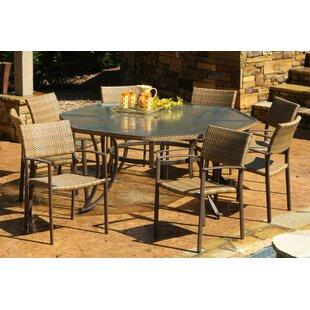 Izetta 9 Piece Dining Set