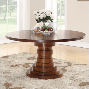 Dionte Solid Wood Dining Table