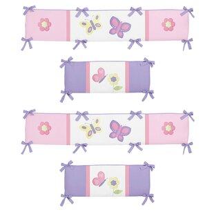 Best Butterfly Crib Bumper BySweet Jojo Designs