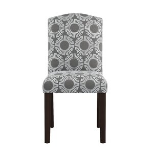 Kelston Arched Medallion Side Chair by Va..
