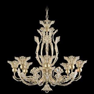 Schonbek Rivendell 8-Light Chandelier