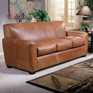 Jackson Leather Configurable Living Room Set..