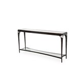 Paris Chic 64.25'' Console Table by Michael Amini / Jayne Seymour Living