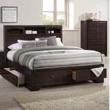 Trafecanty II Queen Storage Standard Bed by Red Barrel Studio®