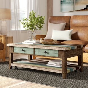 Guadalupe Ridge Coffee Table by Loon Peak