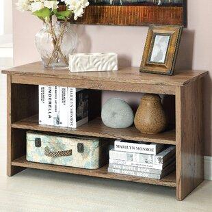 Waldon Open Shelf Console Table