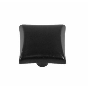 Square Knob by Stone Mill Hardware