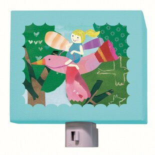 Oopsy Daisy Flying Fairy Night Light