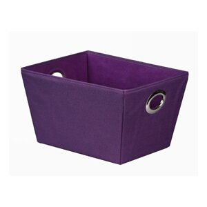 Expressive Storage Oval Eyelet Tote By Richards Homewares