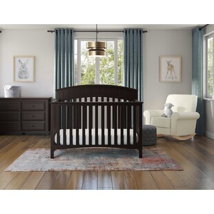 Charleston 4-in-1 Convertible Crib by Graco