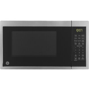 19  0.9 Cu. ft. Countertop Microwave by GE Appliances