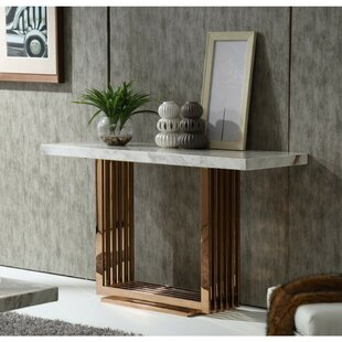 Donovan Console Table By Everly Quinn
