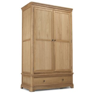 Goufes 2 Door Wardrobe By August Grove
