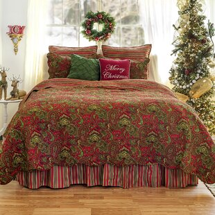 Reynal Cotton Quilt by Darby Home Co Best