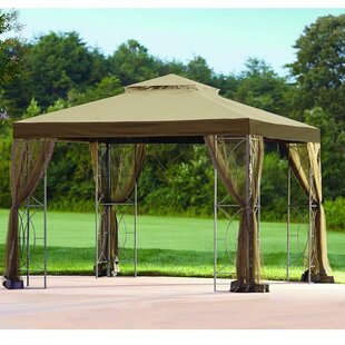 Replacement Canopy for 10' W x 10' D Callaway Gazebo by Sunjoy