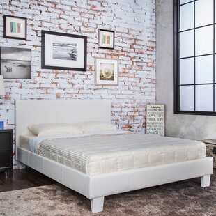 Reviews Crestline Upholstered Platform Bed by Wrought Studio Reviews (2019) & Buyer's Guide