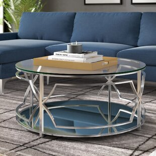 Affordable Price George Coffee Table by Willa Arlo Interiors