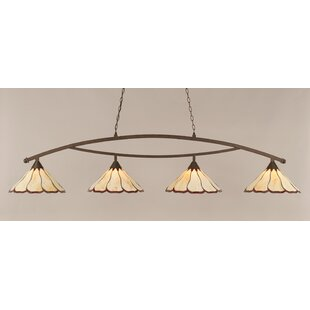 Astoria Grand Austinburg 4-Light Billiard Light