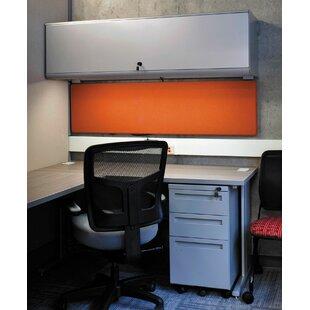 KI Furniture WorkZone HRDPT Universal Overhead 24