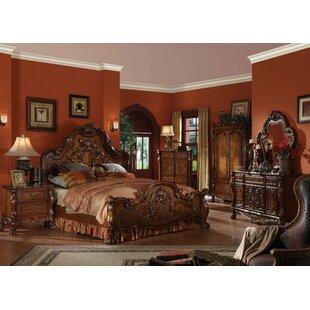 Astoria Grand Serena Panel Configurable Bedroom Set