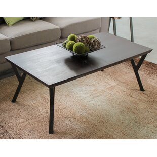 Mikesha Contemporary Coffee Table by Gracie Oaks