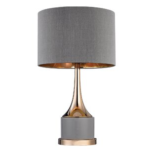 Modern contemporary table lamps allmodern small cone neck 185 table lamp aloadofball Gallery