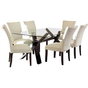 Hargrave 7 Piece Dining Set