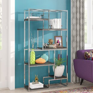Inexpensive Cohan Etagere Bookcase By Mercury Row