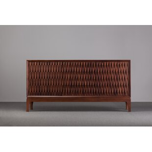 Ebb and Flow Furniture Pattern Credenza