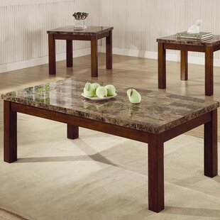 Sutter Creek 3 Piece Coffee Table Set