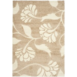 Marybell Light Creme Area Rug