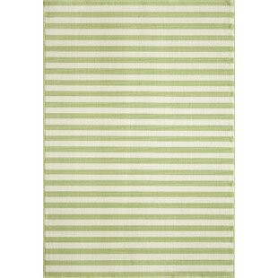 Harbeson Green Indoor/Outdoor Area Rug