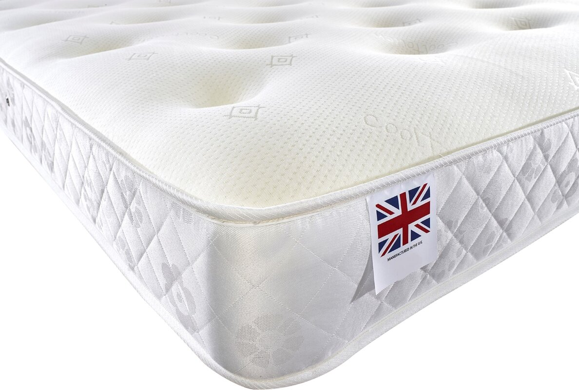 classic ortho memory open coil mattress