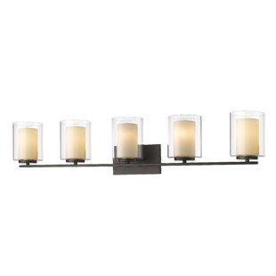 World Menagerie Cheyne 5-Light Vanity Light