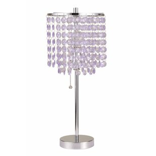Charissa Chandelier Designed 19 Table Lamp (Set of 2)