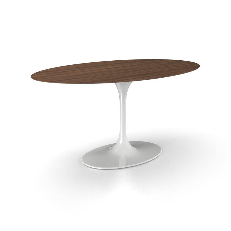 Captivating Larkson Pedestal Dining Table