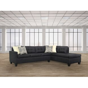 Red Barrel Studio Rowell Sectional