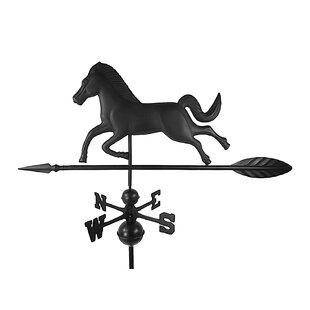 Horse Weathervane By Dalvento, LLC