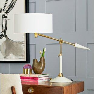 Jonathan adler table lamps youll love wayfair maxime 26 table lamp by jonathan adler aloadofball Images