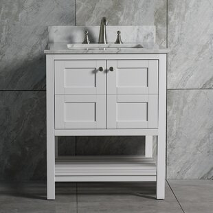 Espalda 30 Single Sink Bathroom Vanity