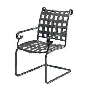 Woodard Ramsgate Patio Dining Chair with Cushion