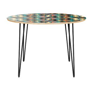 Regil Dining Table by World Menagerie Amazing